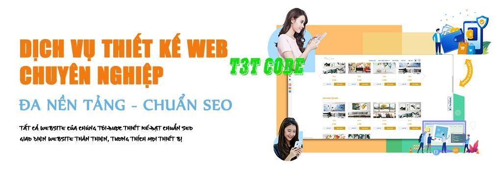 Banner Web T3tcode Web
